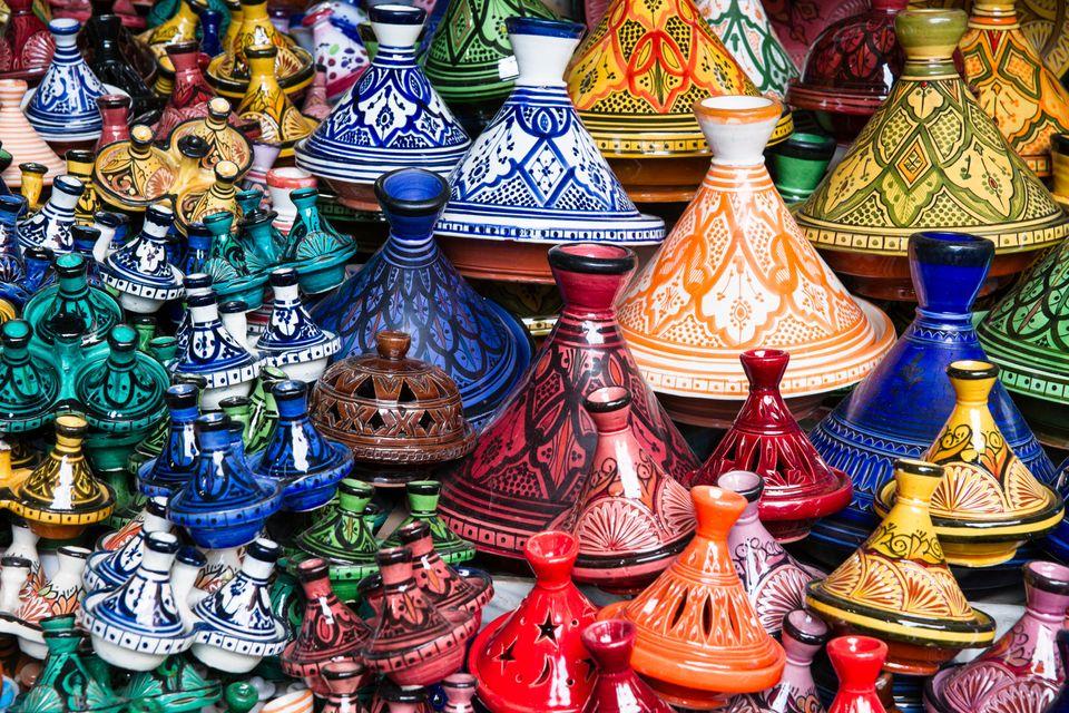 winkelen marokko