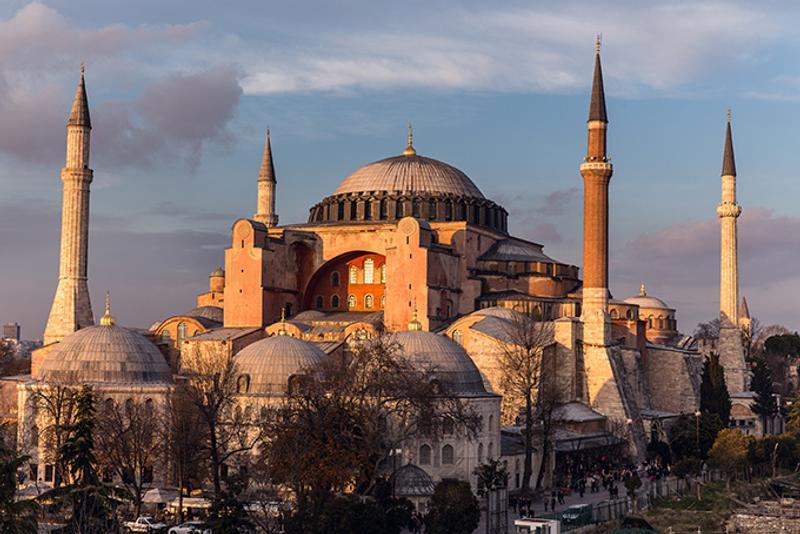 Достопримечательности Стамбула: Айя-Софья или Собор Святой Софии