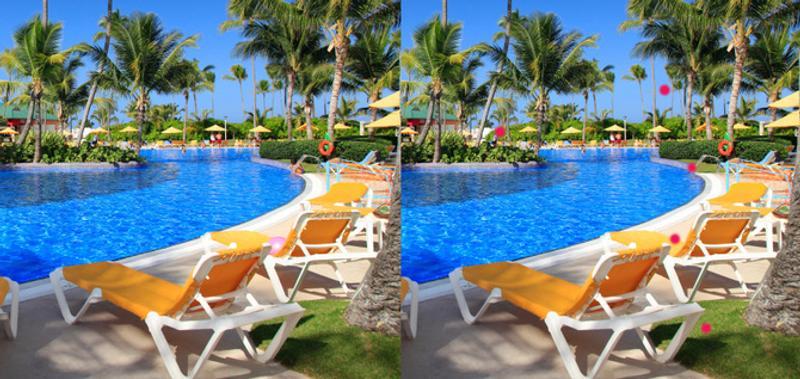 Soluzione del gioco trova le differenze piscina for Gioco di piscine