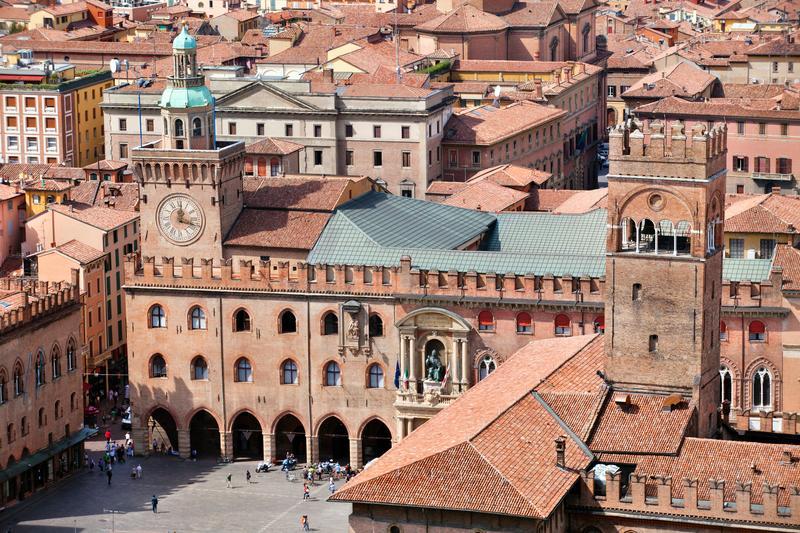 Bologna, Emilia-Romagna