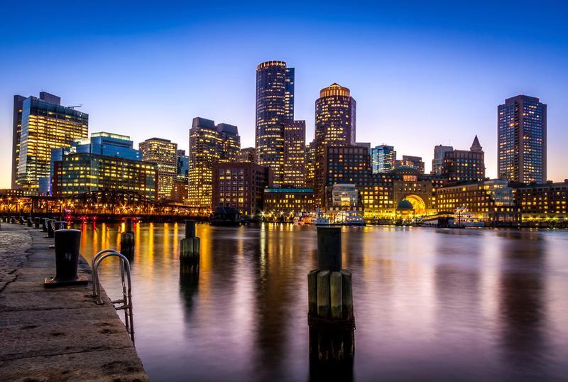 Boston, Amerika Birleşik Devletleri