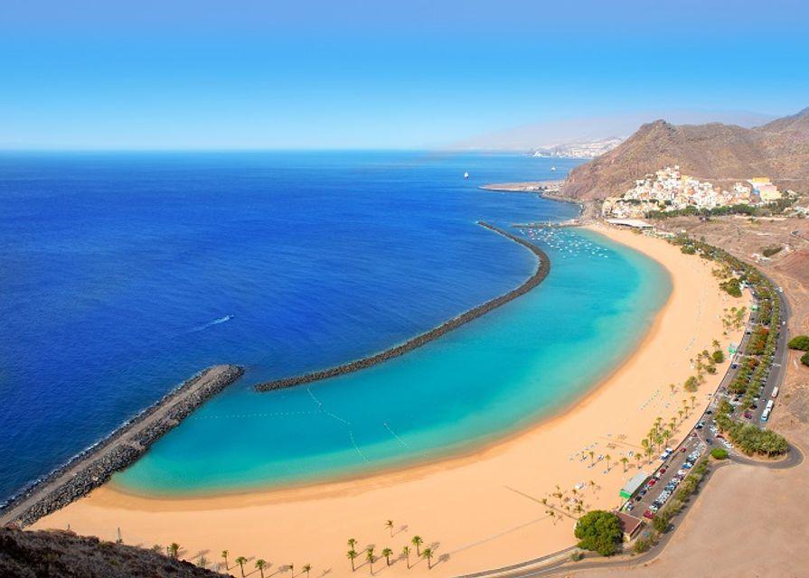 Пляжи острова тенерифе фото