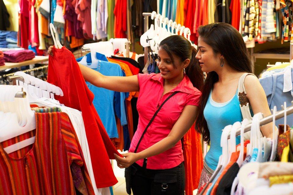 De compras por Yakarta
