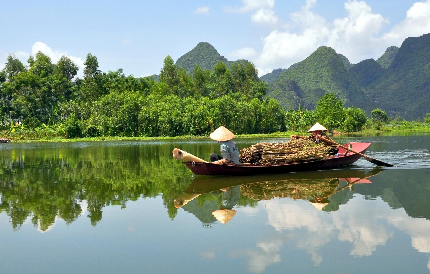 Какая погода во вьетнаме на новый год