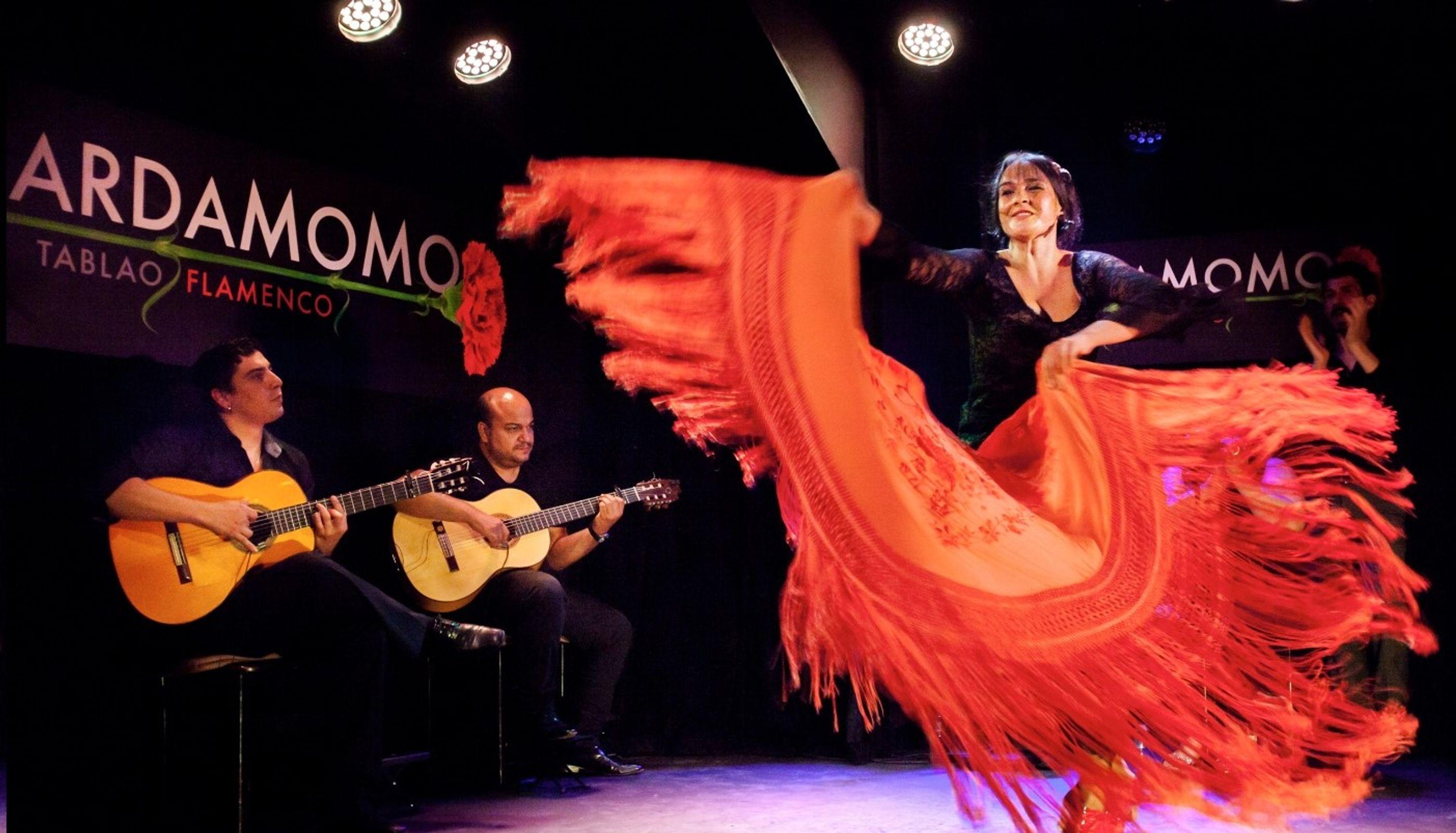 Παράσταση φλαμένκο - τι να δείτε και να κάνετε στη Μαδρίτη