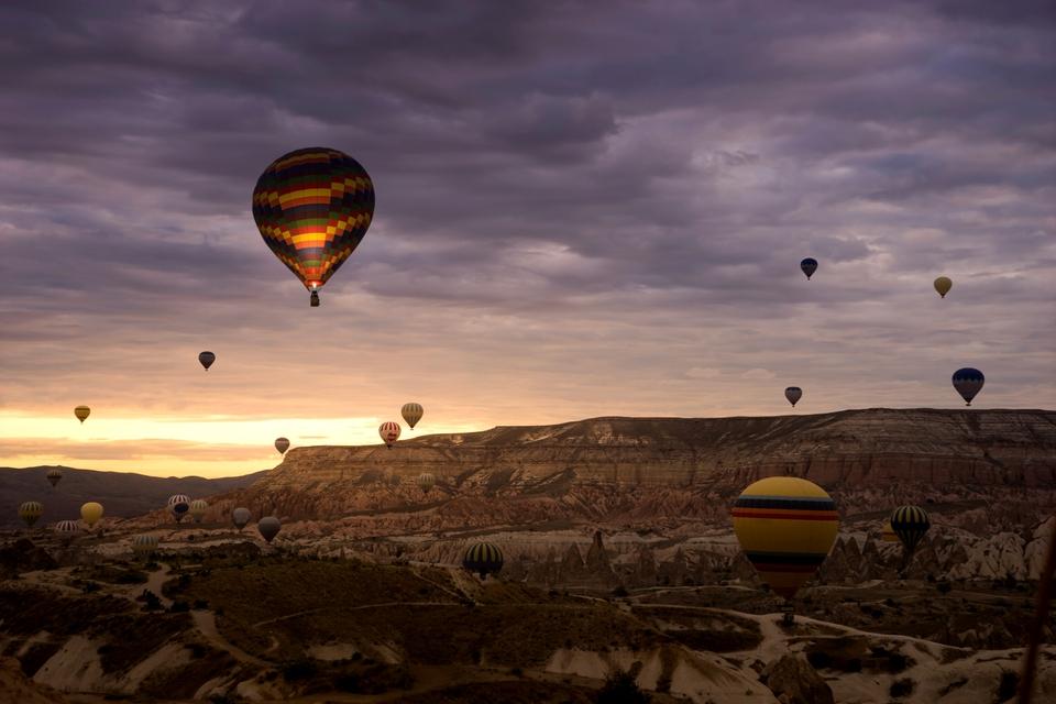 Nevşehir Kapadokya Balon Turları