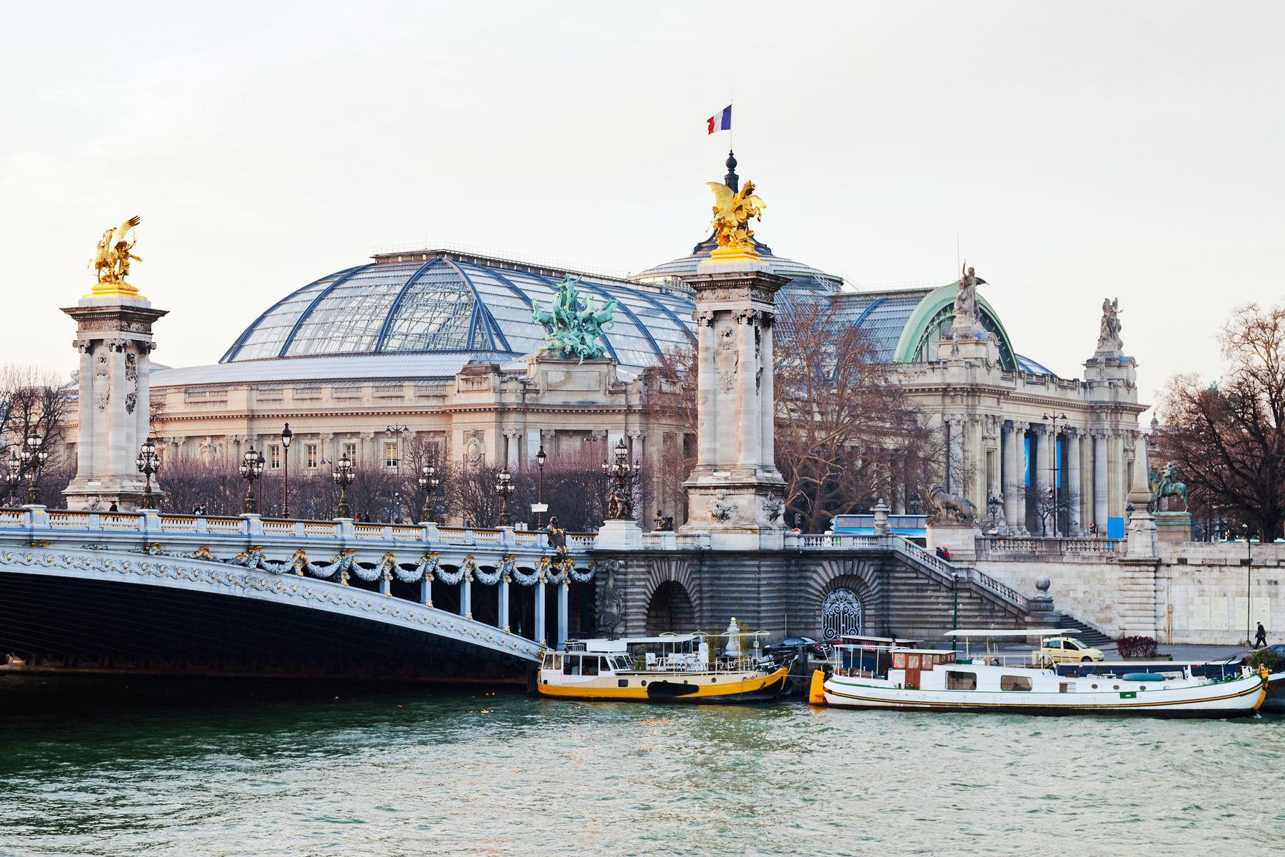 Des vacances en Paris en 2021
