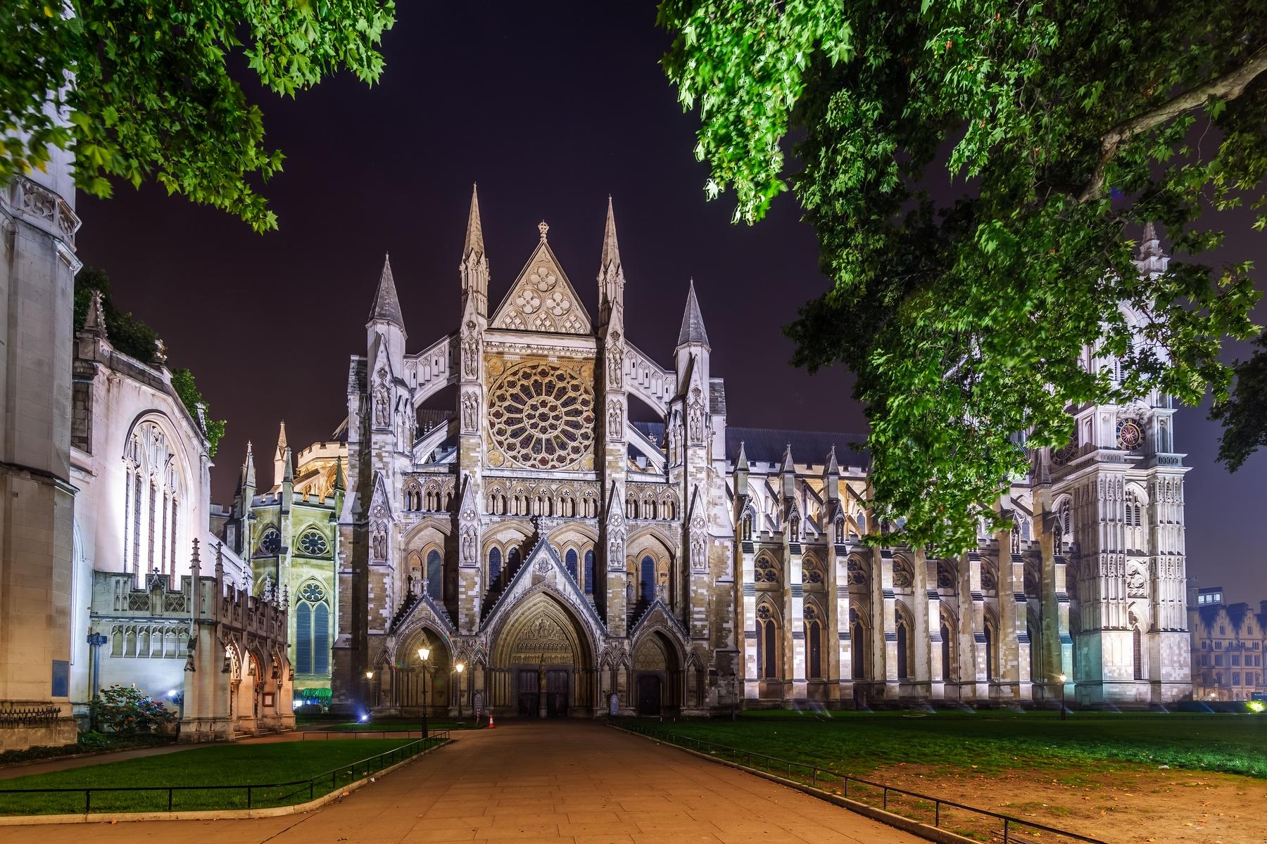 The breathtaking Westminster Abbey, London - לונדון