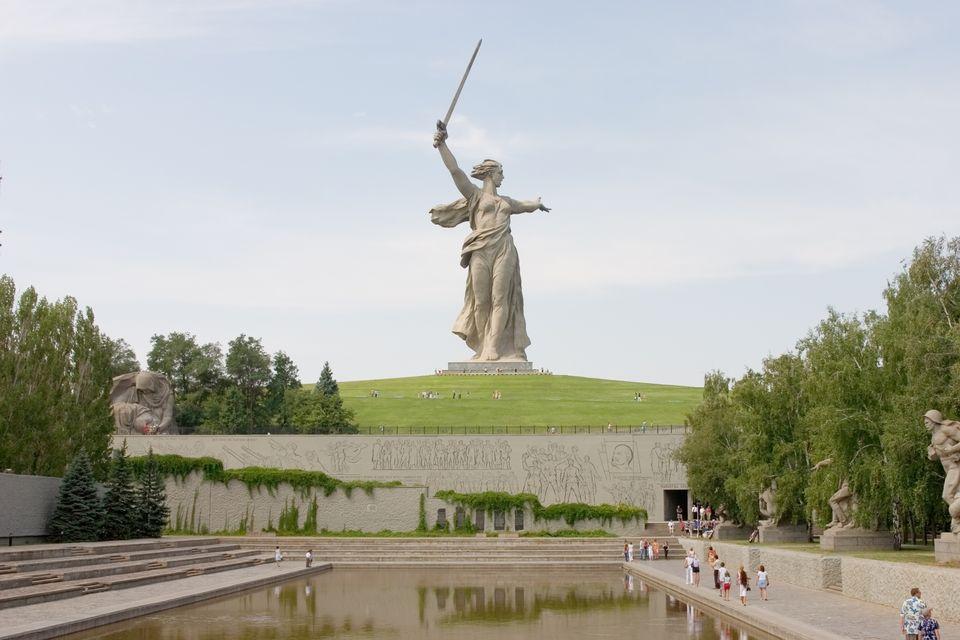 Die schönsten Städte Russlands: Wolgograd (Volgograd, ehemals Stalingrad)