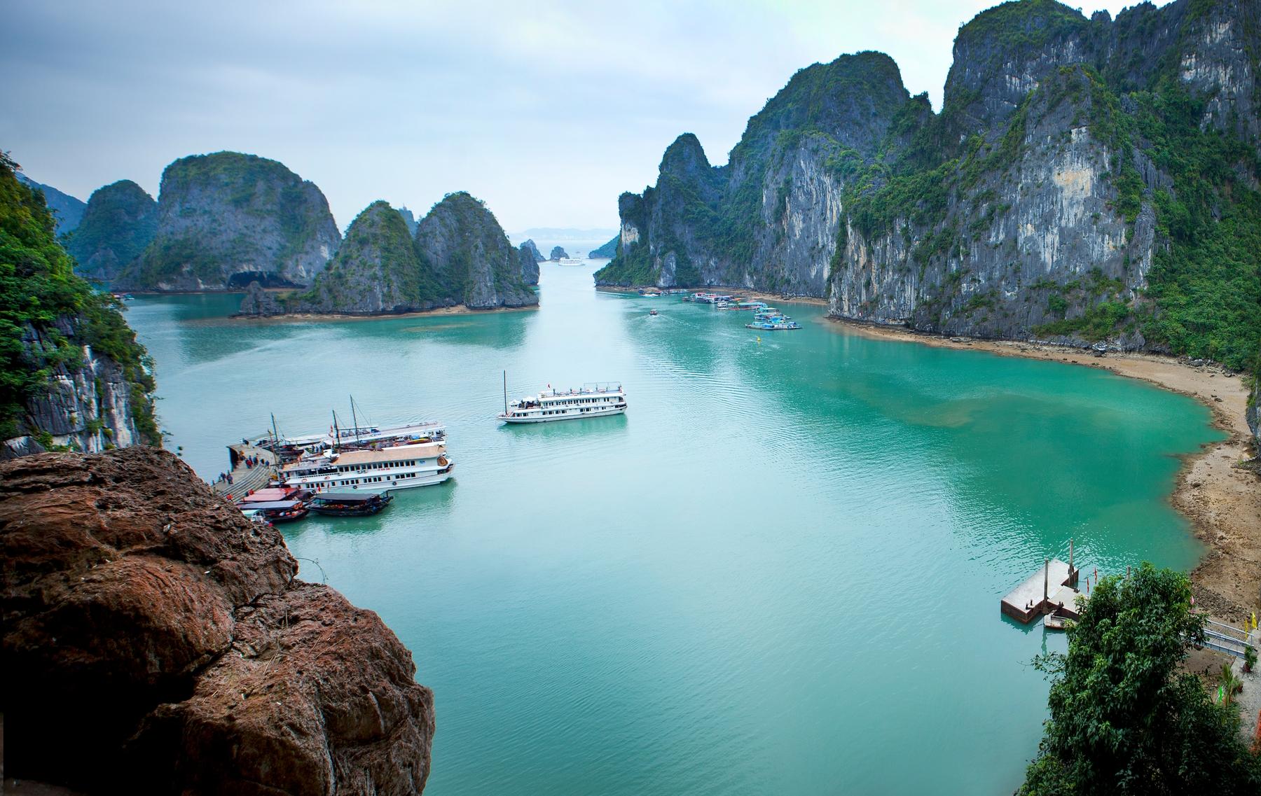Vacaciones baratas: 17 destinos económicos: Vietnam