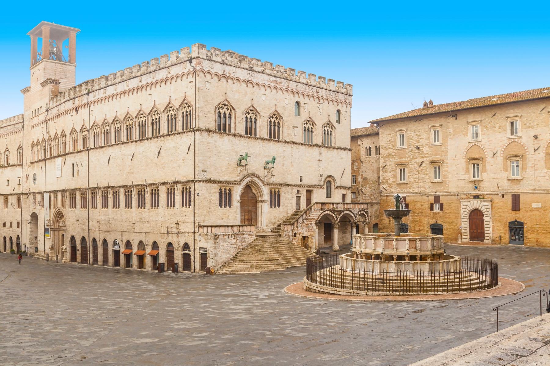 posti da visitare in Umbria: Perugia