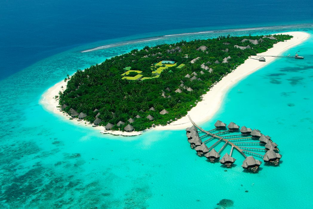 Some of the most beautiful beaches in the world are found in the Maldives
