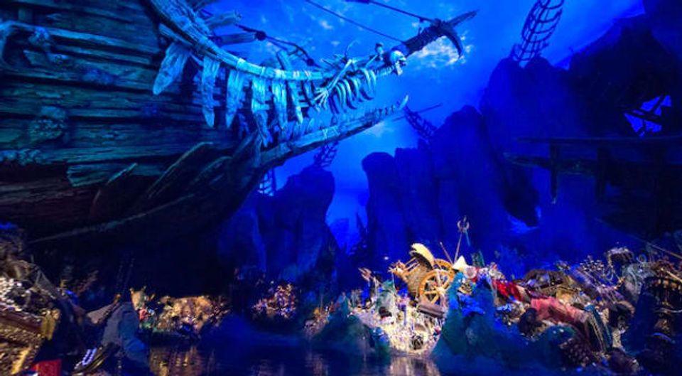 加勒比海盜-沈落寶藏之戰