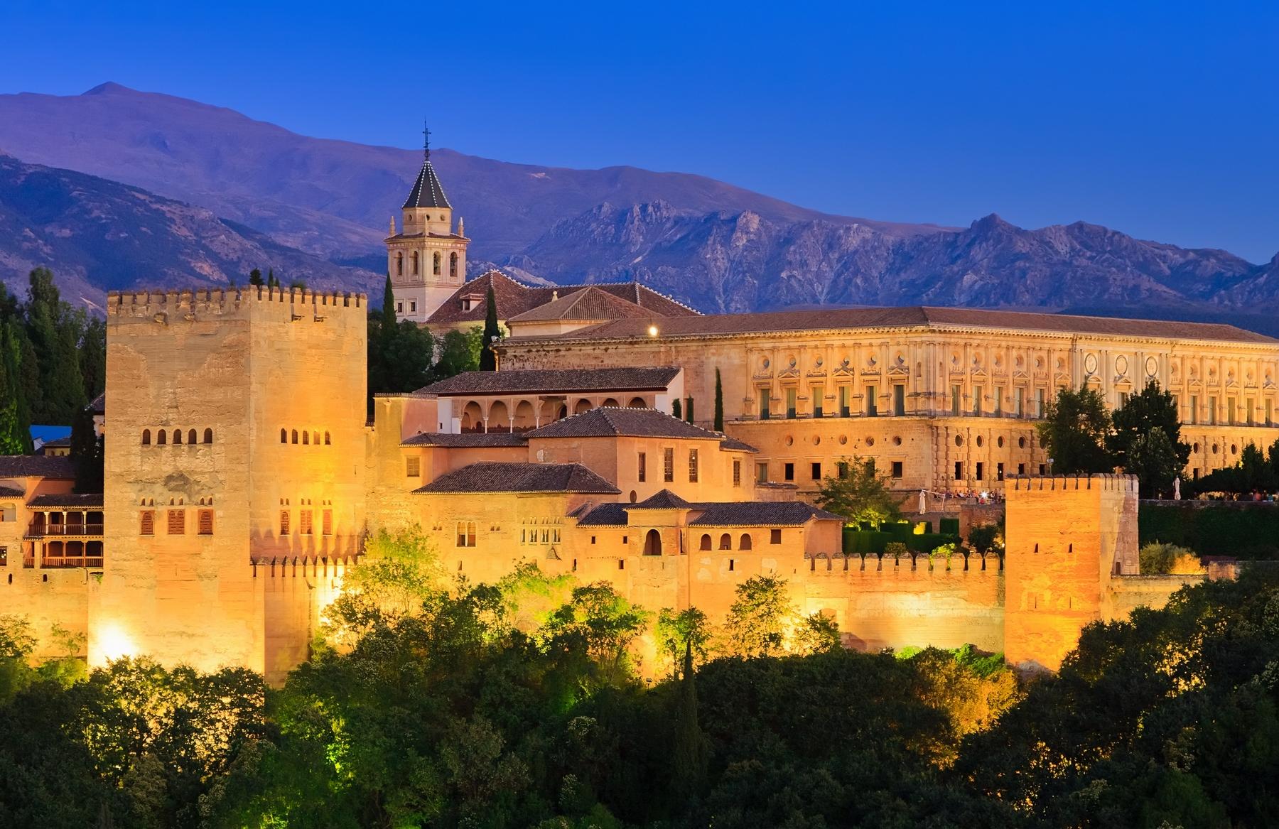 Bijzondere stedentrips Europa: Granada