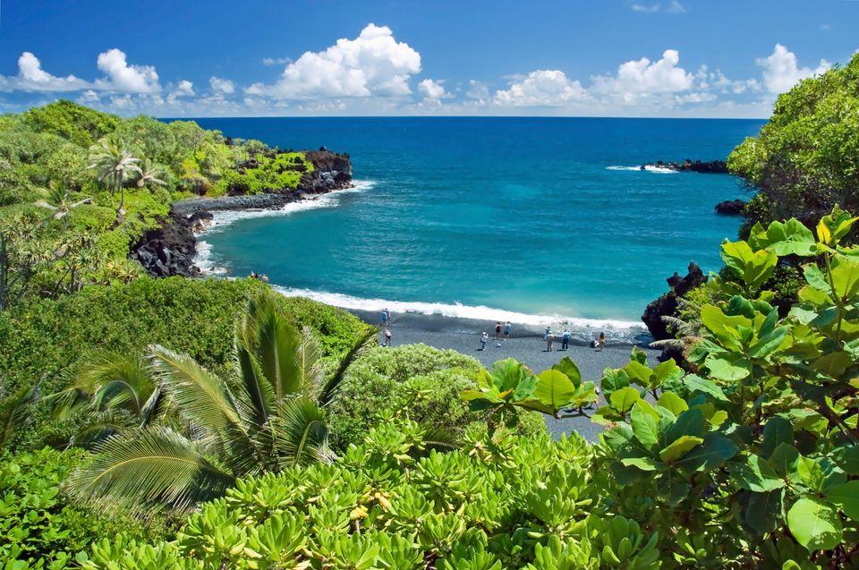 Die schönsten Yoga-Reiseziele weltweit: Maui & O'ahu, Hawaii, USA