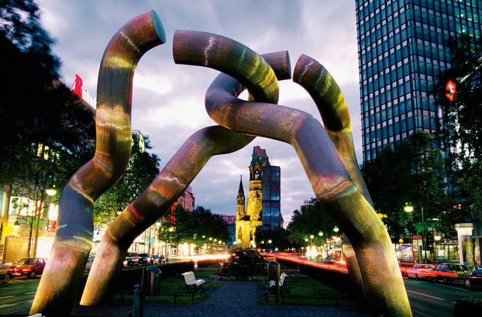 Μοντέρνα street art στο Βερολίνο - city-hopping στις πόλεις της Ευρώπης