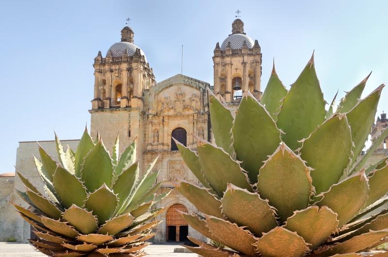 Messico- Oxxaca- Chiesa di Santo Domingo de Guzman