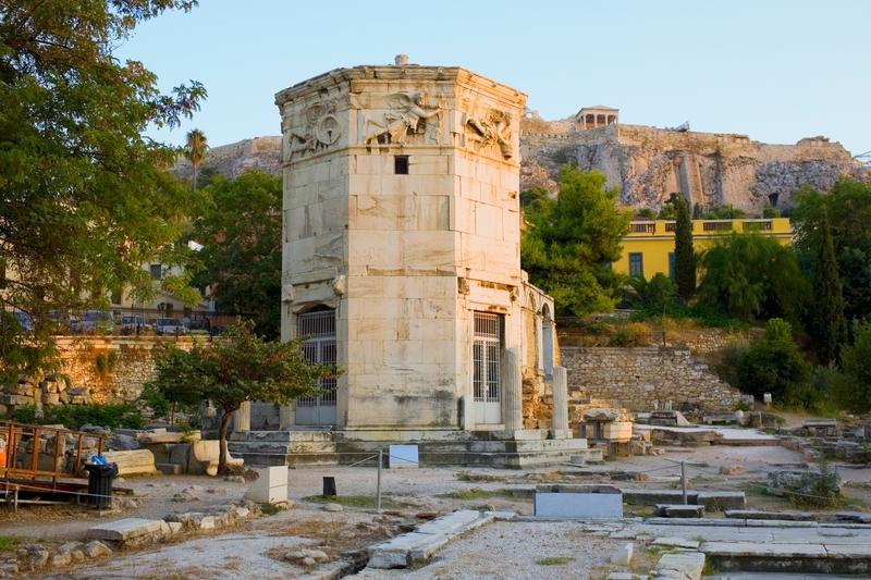 Torre dei Venti, Atene