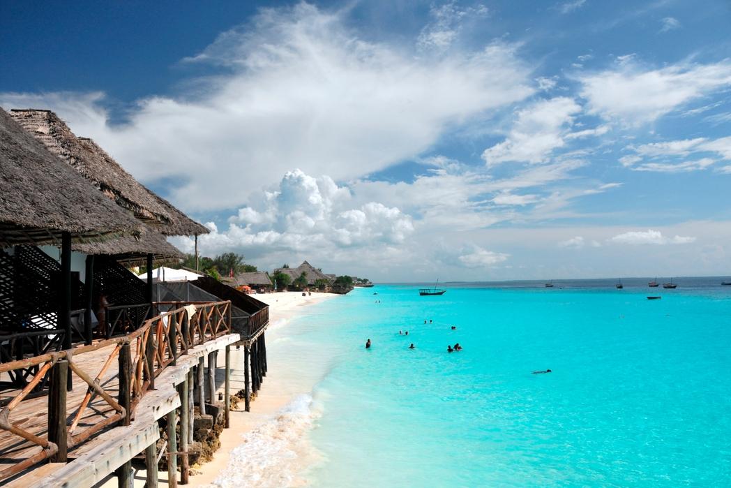 Εξωτική παραλία στη Ζανζιβάρη - Πού να πάτε ταξίδι τον Δεκέμβριο