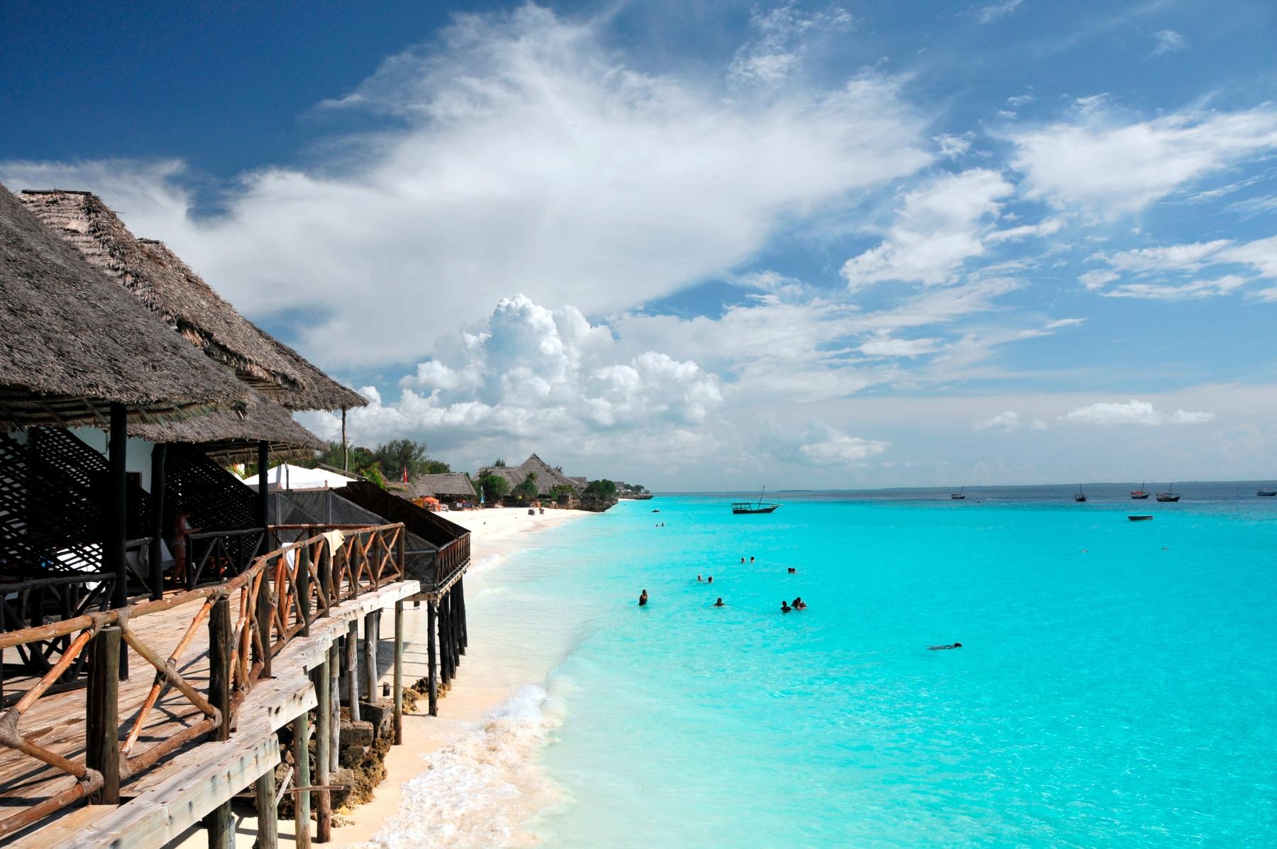 Sansibar heißt Touristen willkommen