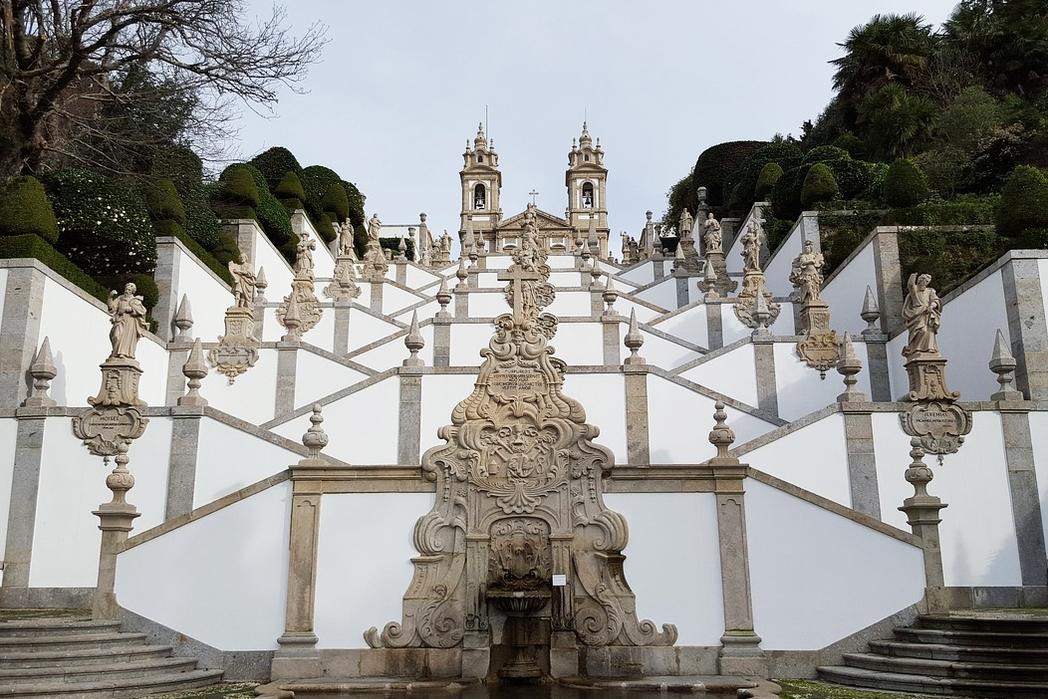 Braga, Portogallo on the Road