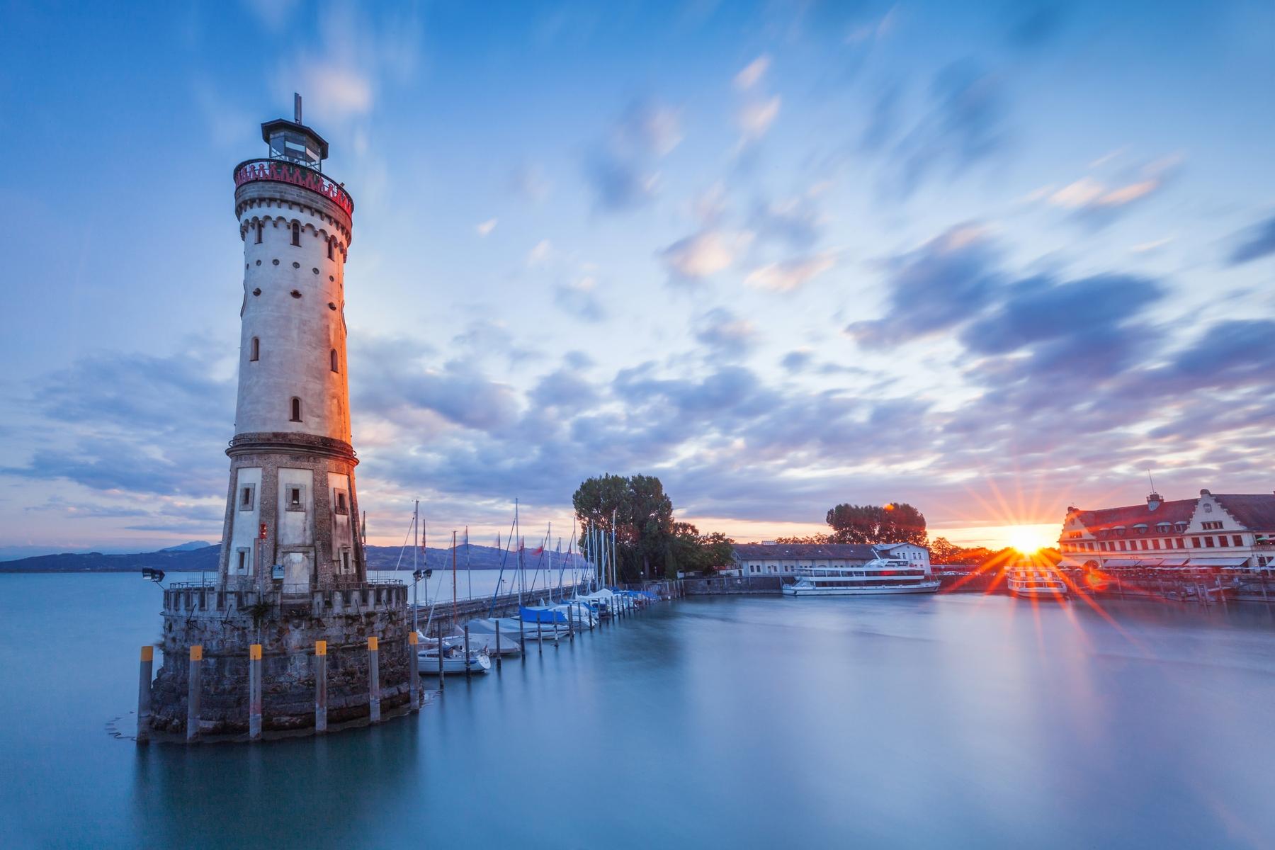 Die 10 schönsten Seen Österreichs: Bodensee