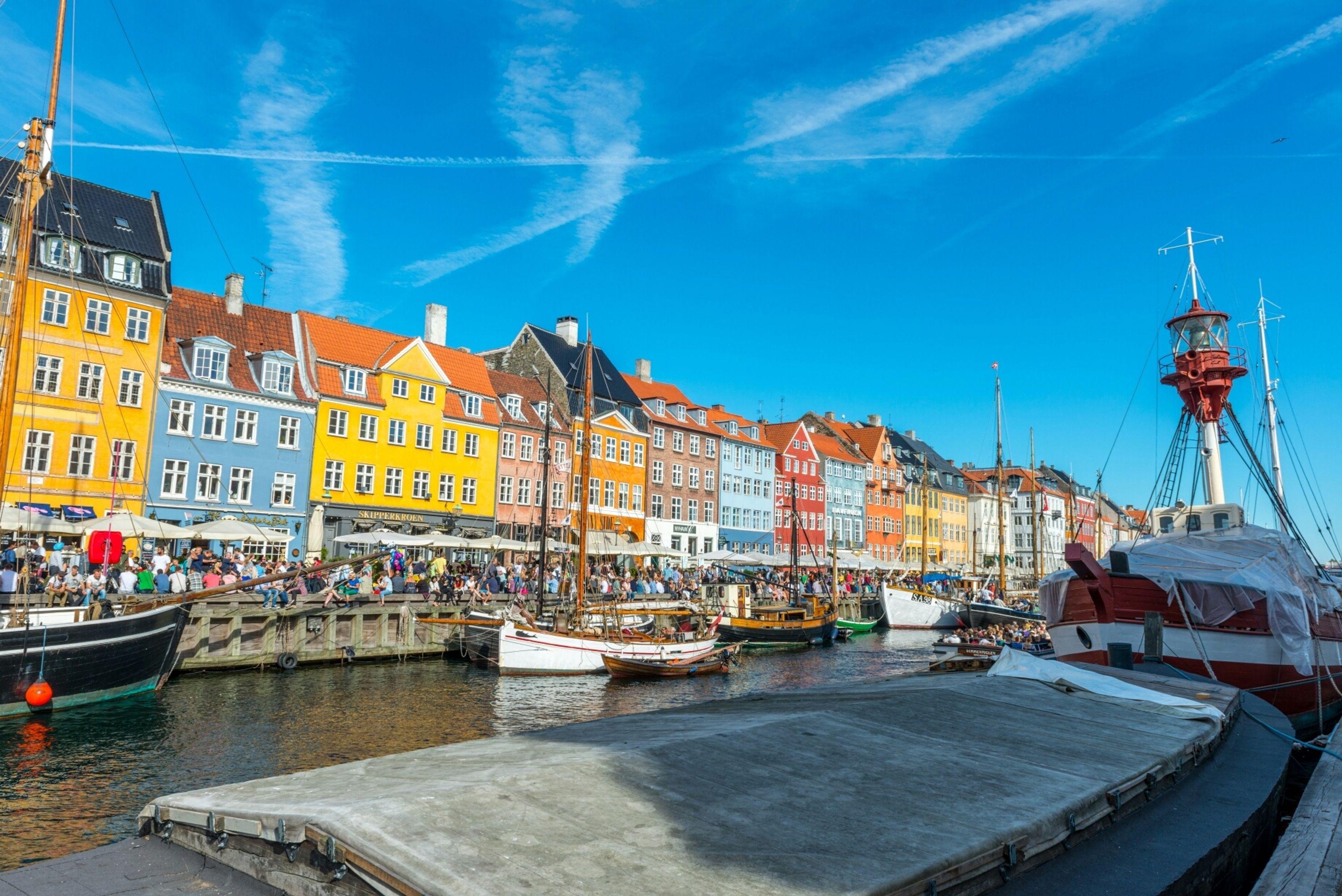 To λιμάνι του Μάλμε - εναλλακτικά ταξίδια στην Ευρώπη