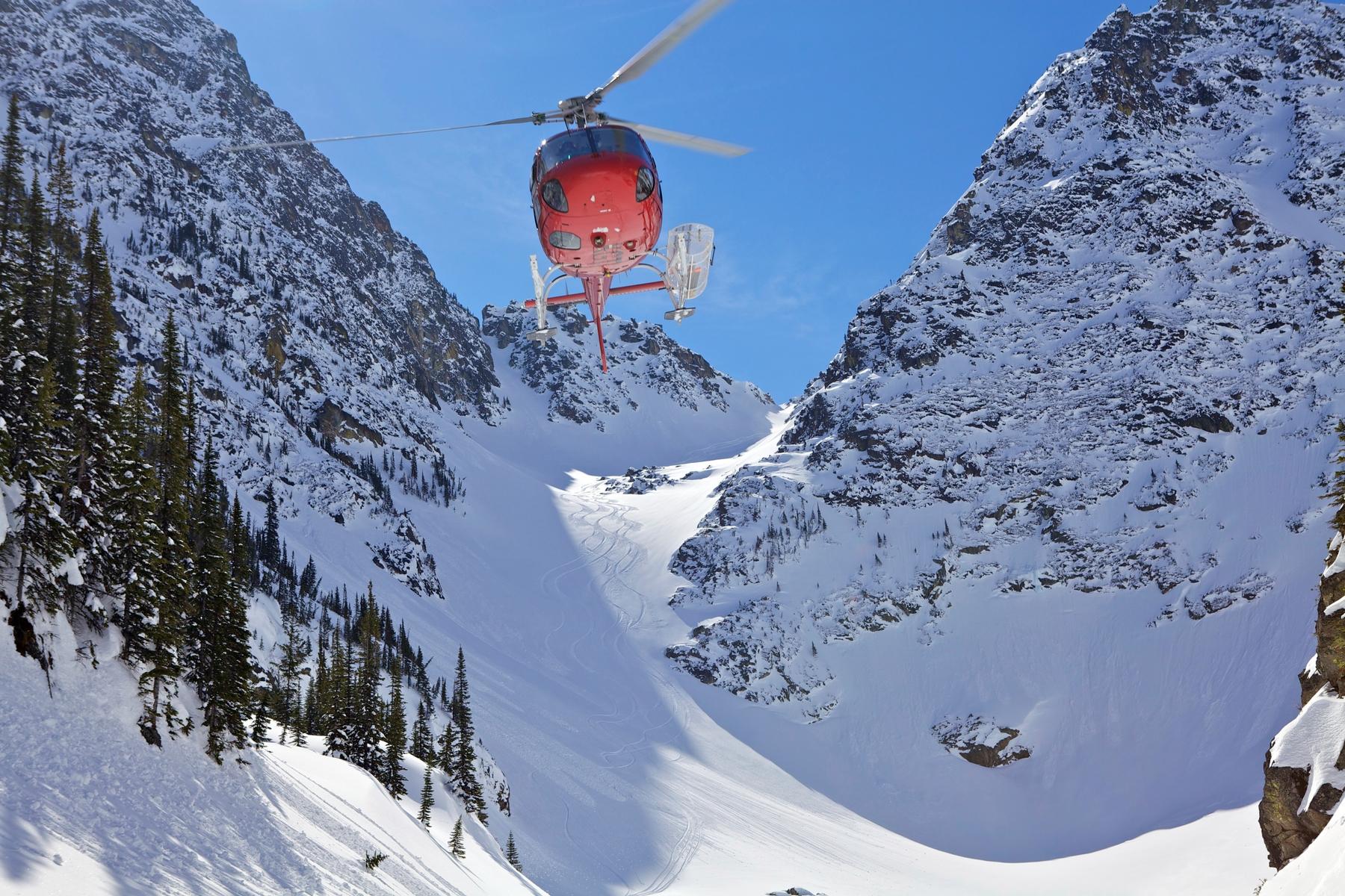 Heli-Skiing: Ein Erlebnis der besonderen Art