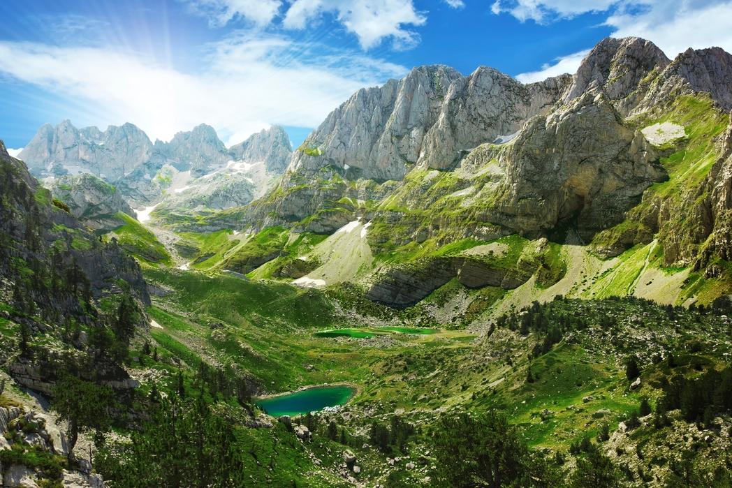 Albania wakacje i góry