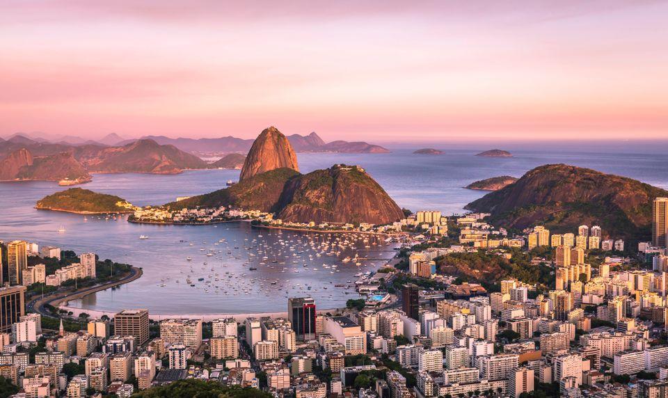 Rio de Janeiro - Latin Amerika uçak bileti fırsatları