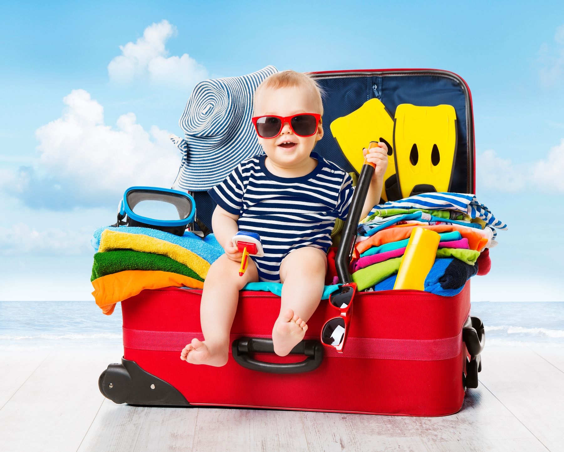 Wizz Air Baggage Allowance for Infants