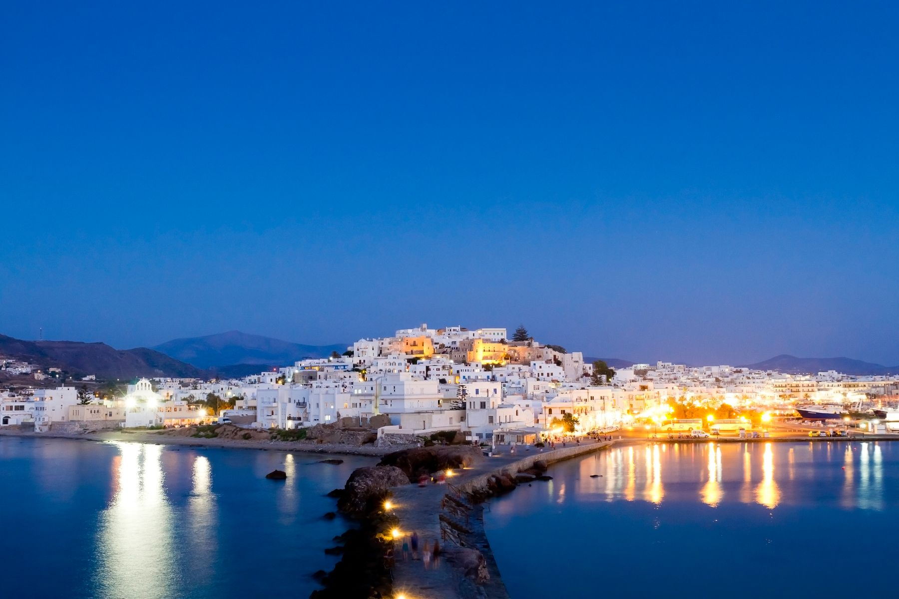 As 20 mais belas ilhas gregas: Naxos