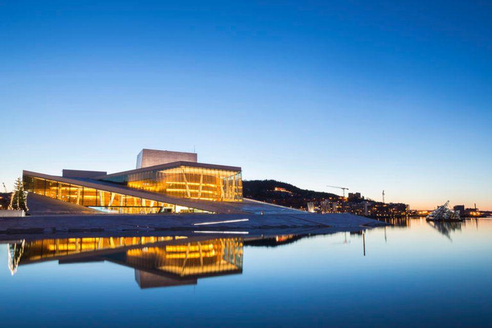 Oslo oczaruje przyrodą i sceną kulturalną
