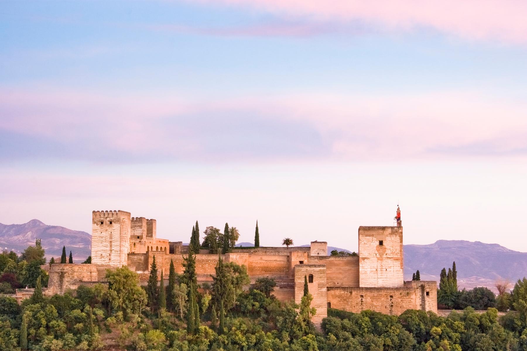 Los 20 lugares más bonitos de Andalucía: Granada