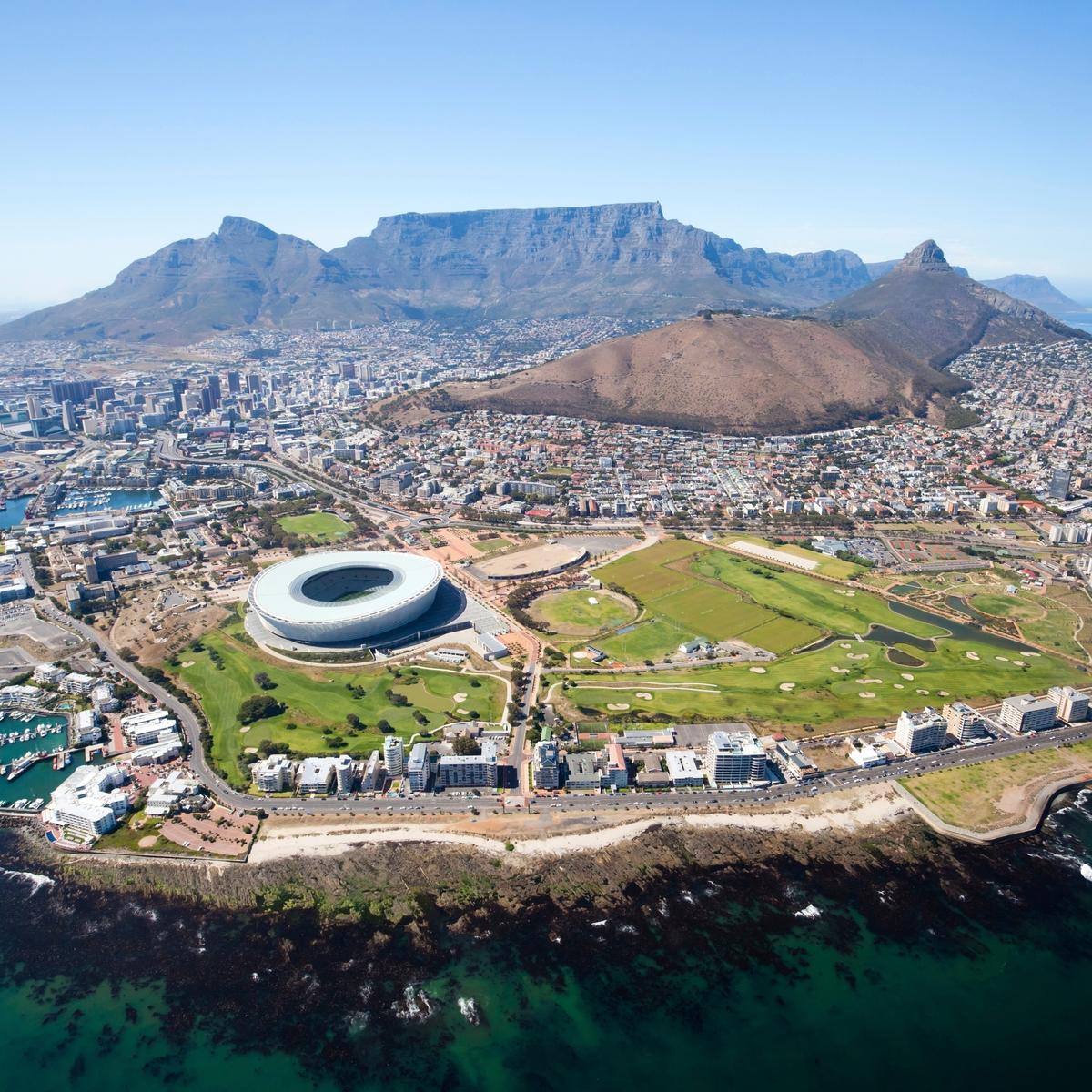 Die schönsten Reiseziele Afrikas: Kapstadt, Südafrika