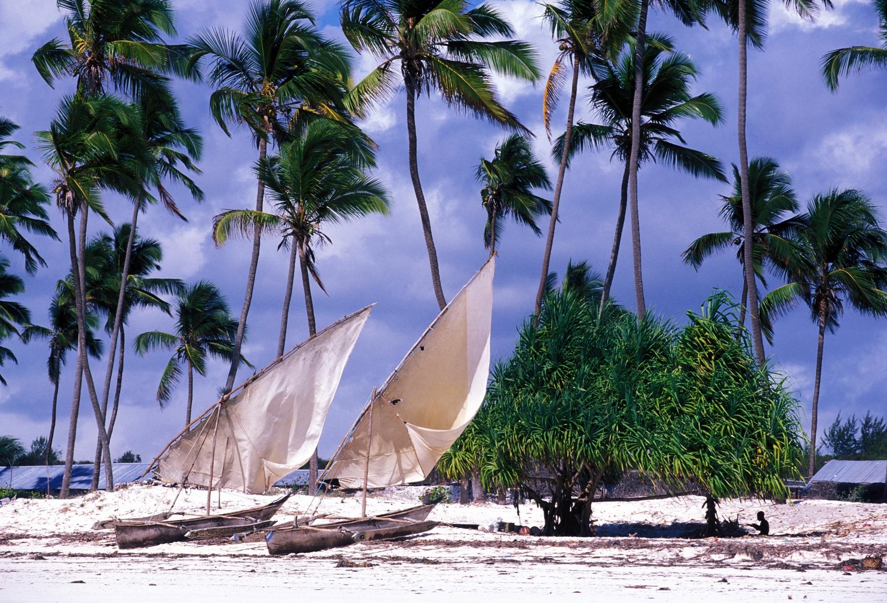 Самые дешевые страны для путешествия в Африку — Танзания, остров Занзибар