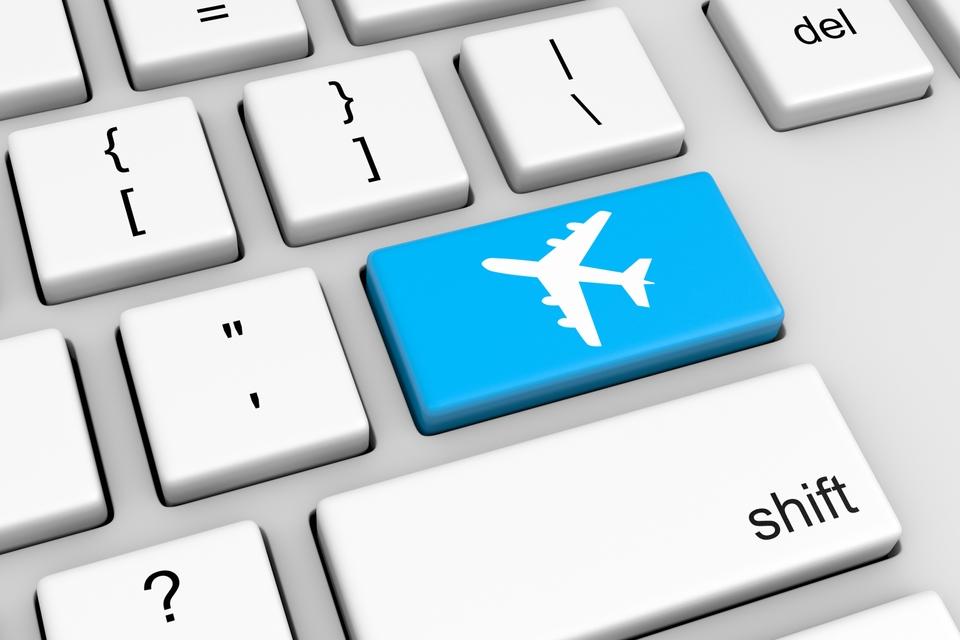 Flight button