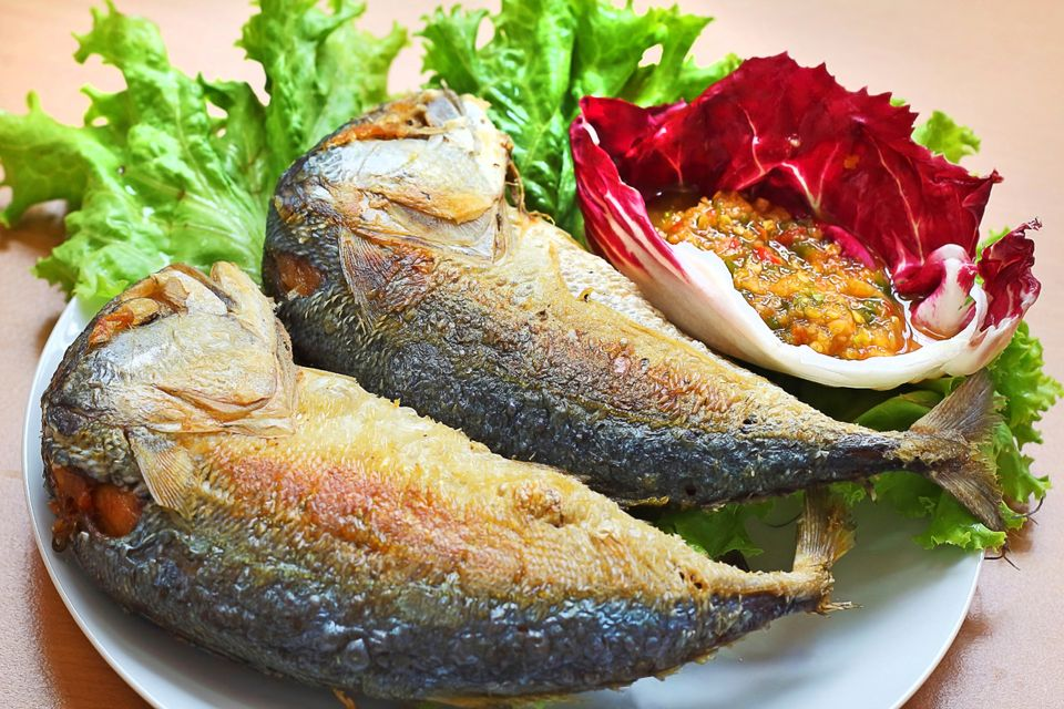 Fisch Silvester Glücksbringer