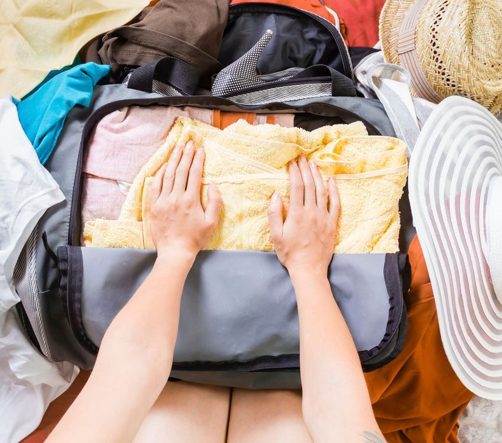 Γεμίστε τον κενό χώρο στη βαλίτσα των διακοπών