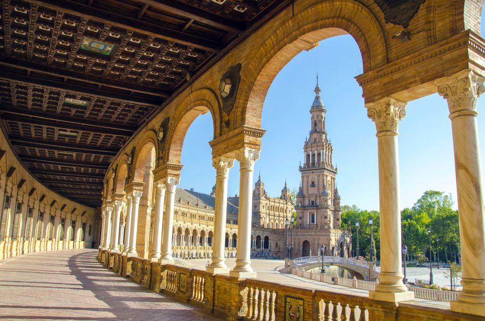 sevilla ispanya kültür