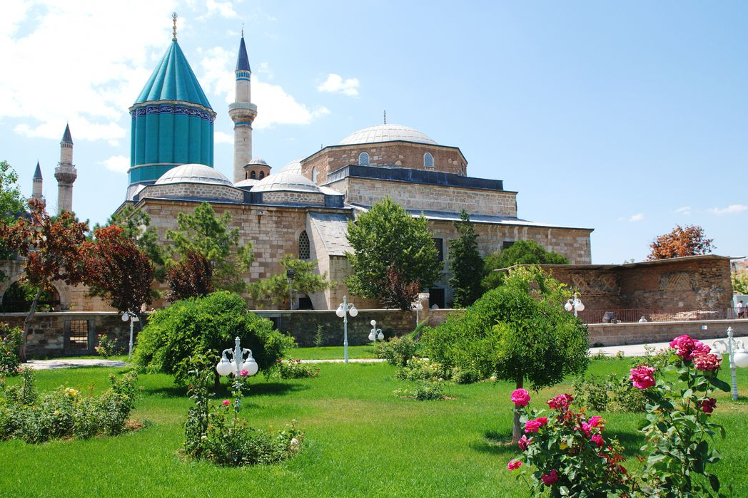 Mevlana Türbesi - Konya Ramazan Etkinlikleri
