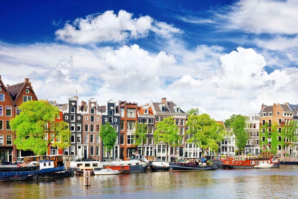 viaggiare in camper in Olanda