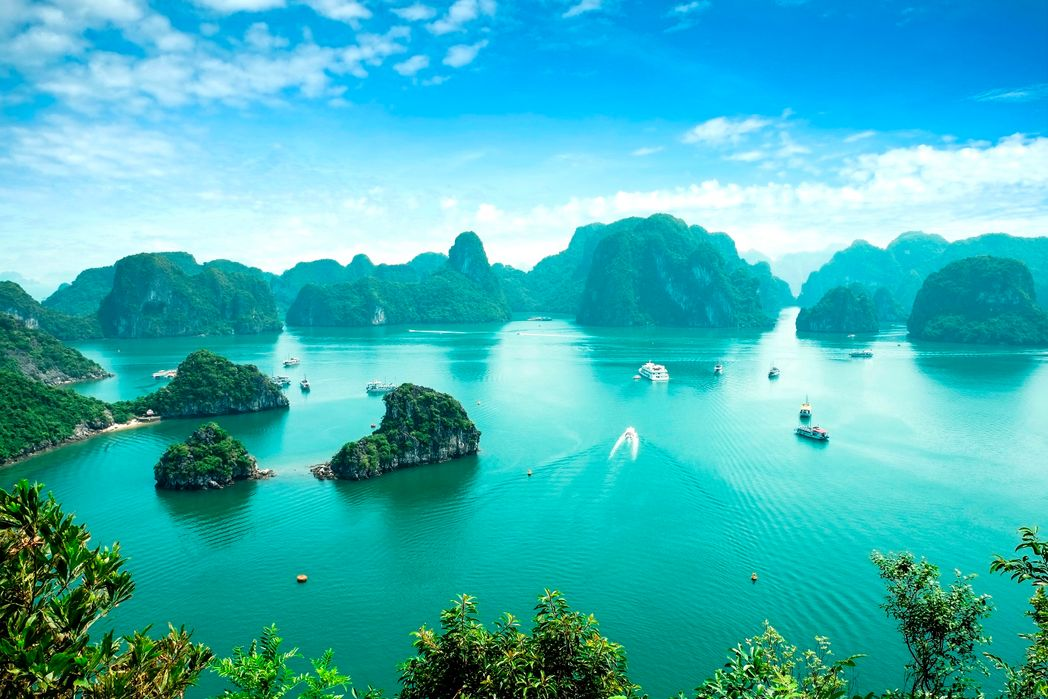 Ha Long Bay - best time to visit Vietnam