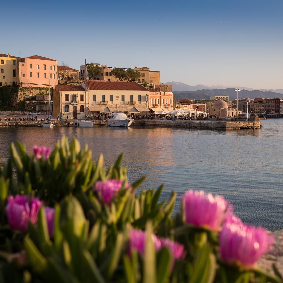Die besten barrierefreien Städte Europas: Chania, Griechenland
