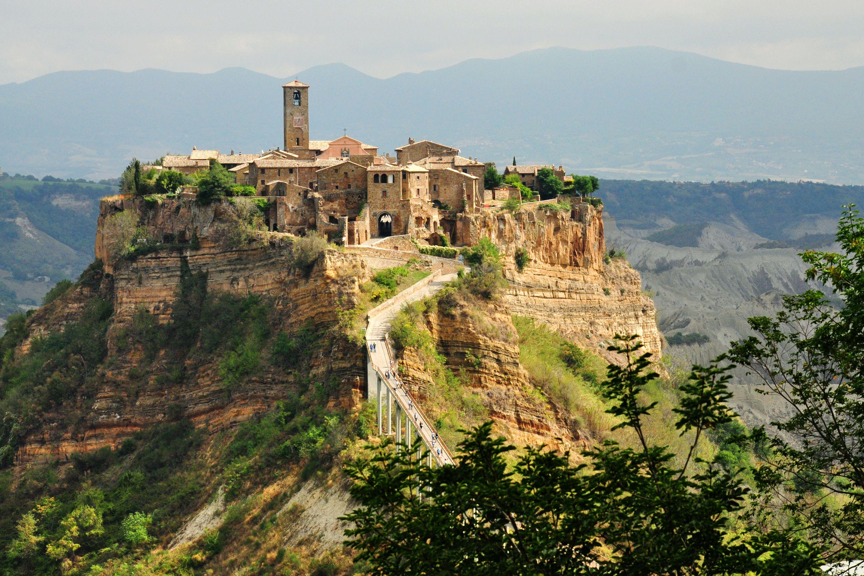 Geheimtipp Italien: Civita di Bagnoregio, Latium