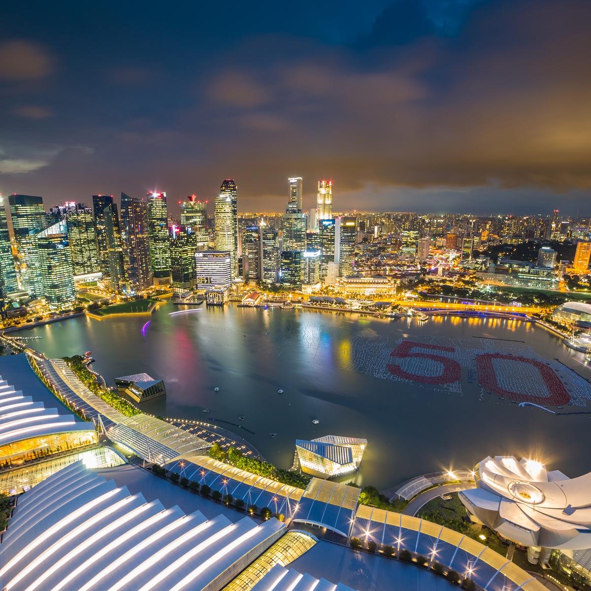 Der ultimative Reiseführer für Südostasien: Singapur