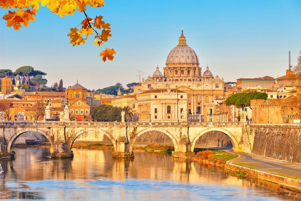 Roma'da sonbahar - Avrupa uçak bileti fırsatları