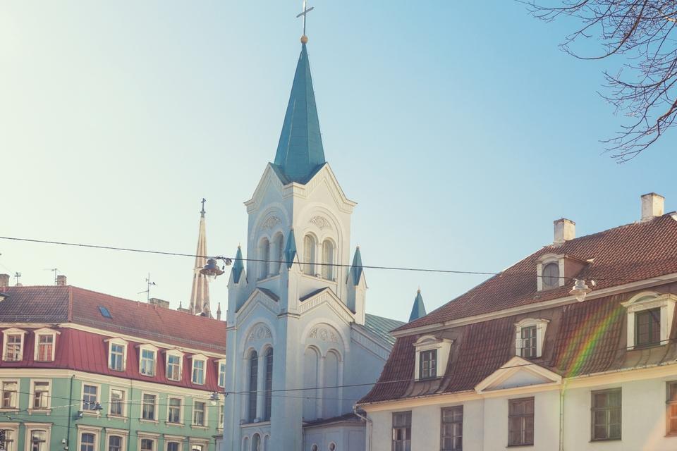 Repúblicas bálticas, Letonia: Riga