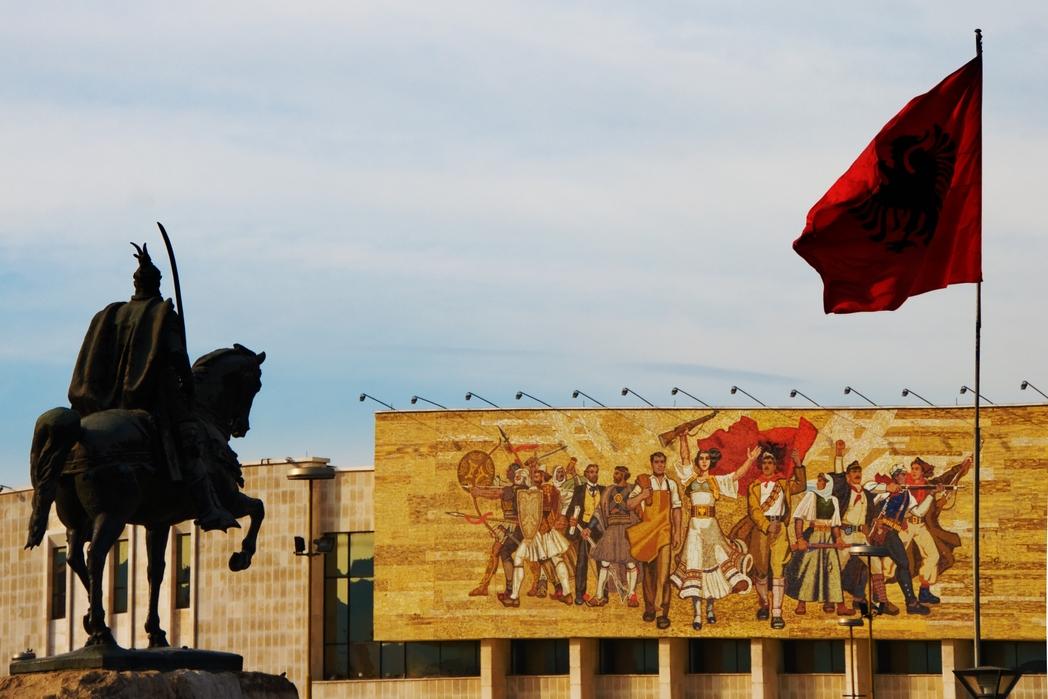 Albania wakacje: Tirana