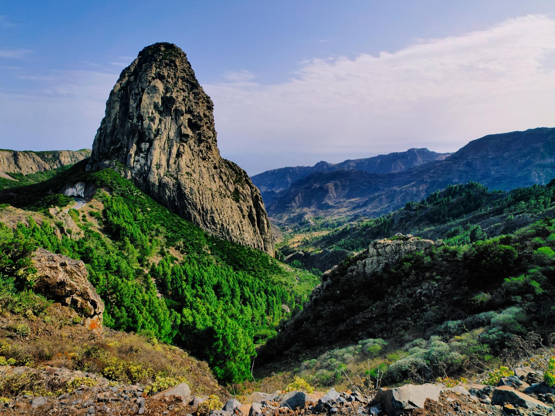 Dove andare a marzo in vacanza: La Gomera